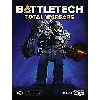 Klassisches Schlachtbein Total Warfare Book