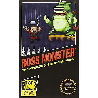 Boss Monster Boxed carte de joc