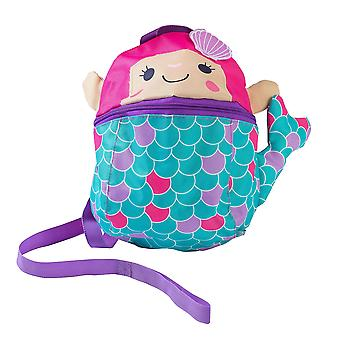 Redkite Mermaid Backpack Bag With Detachable Safety Reins