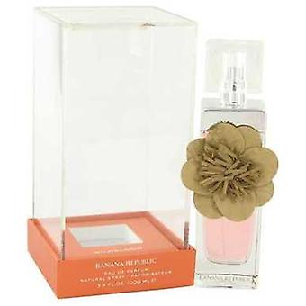 Banana Republic Wildbloom de Banana Republic Eau De Parfum Spray 3.4 Oz (femmes) V728-516094