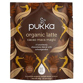 Pukka cacao MACA Magic bio Latte 360g