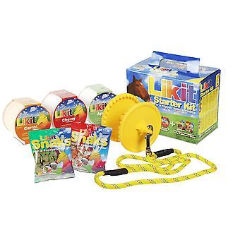Kit de démarrage de jouets Likit Pony/horse