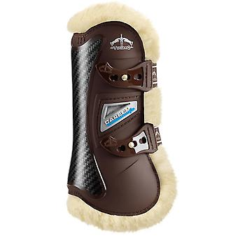 Veredus Carbon Gel Vento Save The Sheep Front Tendon Boots - Brown