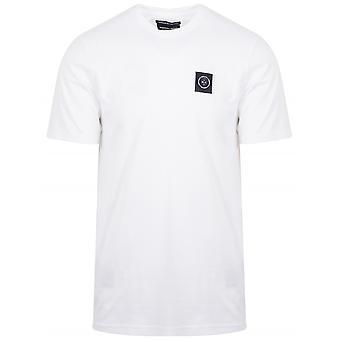 Marshall Artist White Short Sleeve Siren T-Shirt
