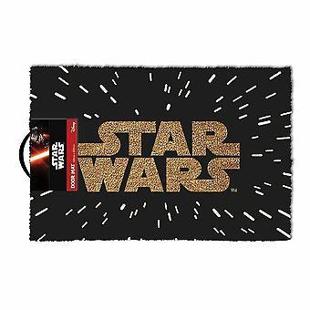 Star Wars-stjerners kriger logo-dørmatte