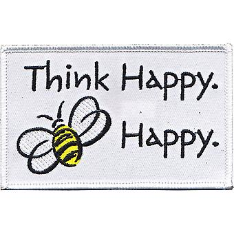 Patch - Animals - Think Happy Iron On Gifts New Licensed p-4188