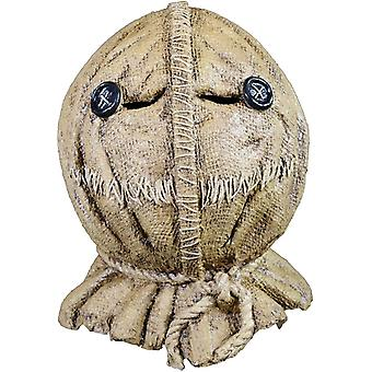 Trt Sam Burlap Full Head Mask For Adults