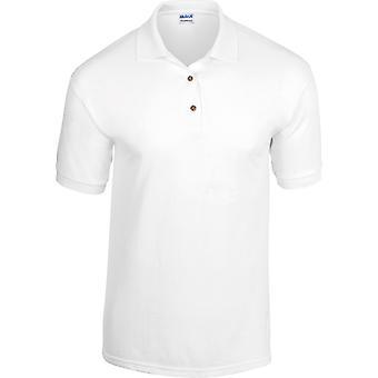 Gildan-børn Dryblend Jersey Strik Polo skjorte-skole-sport