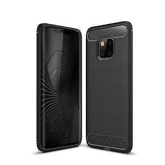 Huawei Mate 20 Pro Case Musta - Armor Case