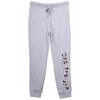 Minnie Mouse Women's Grey Sweatpants