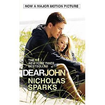 Dear John by Nicholas Sparks - 9780446567336 Book