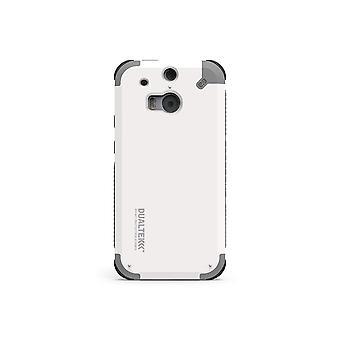 Puregear Dualtek fodral för HTC One M8-Arctic White