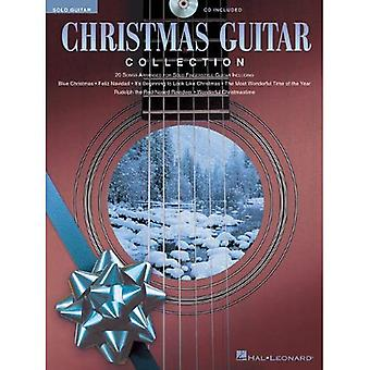 Christmas Guitar Collection: 20 Songs Arranged for Solo Fingerstyle Guitar [With CD]