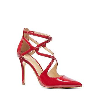 Michael Michael Kors Womens Catia Pump Pointed Toe Classic Pumps