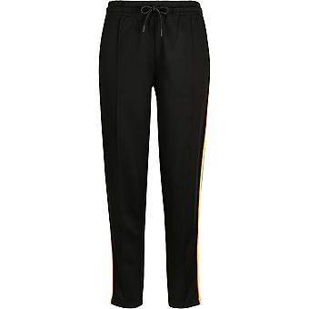 Urban Classics Bayan Koşu Pantolonu Çok Renkli Yan Bantlı Parça