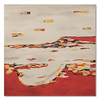 Painel do deco, composição abstrata