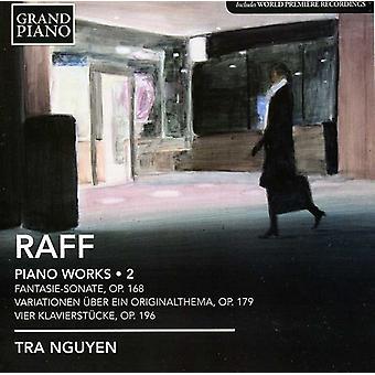 J. Raff - Joachim Raff: Piano Works, Vol. 2 [CD] USA import