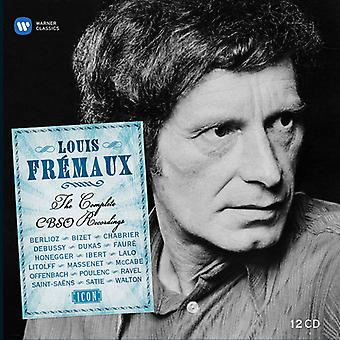 Fremaux - Louis Fremaux Icon: Complete Birmingham Years [CD] USA import
