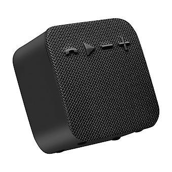 ワイヤレスブルートゥース 4.0 Minispeaker HD サウンドジャック 3.5 mm プラグリマックス-ブラック