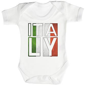イタリア ベビー ボディー スーツ/Babygrow