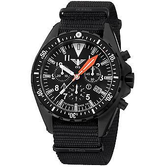 KHS militair horloge KHS. MTAFC. NB Missiontimer 3 Chrono 42mm 20ATM