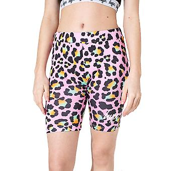 Hype Disco Leopard Kids cyclus shorts