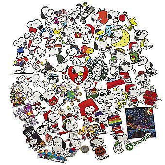 50x Stickers - Snob