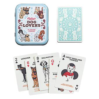 Ridley's Dog Lover Playing Cards