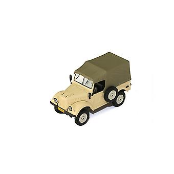 GAZ 69 (1965) Diecast Model Car