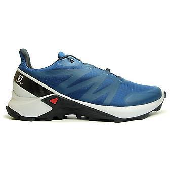Salomon Supercross 409303 running all year men shoes