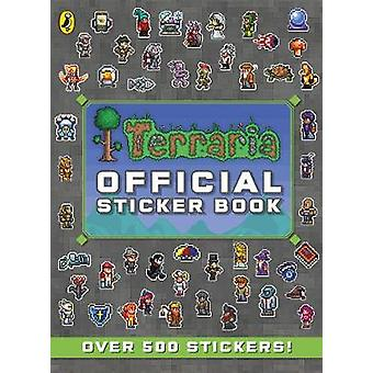 Terraria Official Sticker Book by Puffin