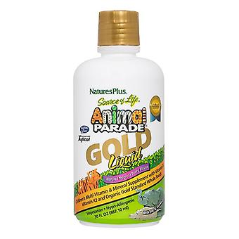 Nature es Plus Animal Parade Gold Liquid 900ml (29901)