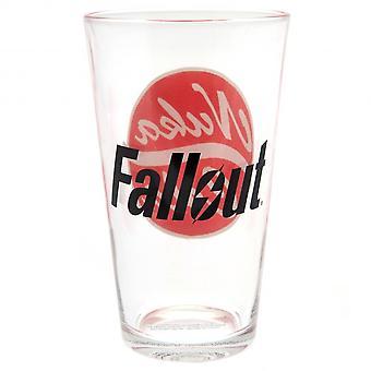Grand verre de Fallout Nuka Cola