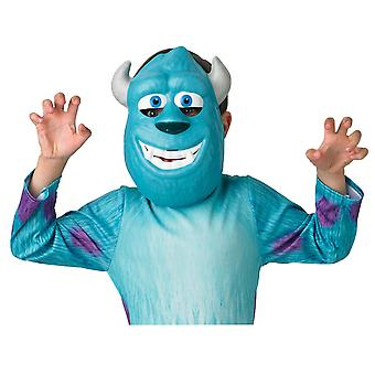 Monsters Inc Childrens/Kids Sulley Face Mask