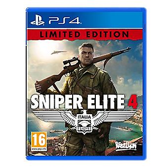 Sniper Elite 4 - Limited Edition (PS4) - New