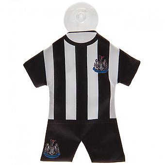 Newcastle United FC Mini Kit venster hanger