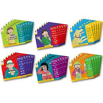 Oxford Reading Tree Level 5 Floppys Phonics Sounds and Letters Class Pack of 36 by Hepplewhite & DebbieHunt & Roderick