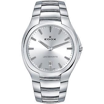 Edox 56003 3 AIN Les Bémonts reloj de hombres