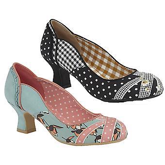 Ruby shoo kvinder ' s Paula Mid hæl domstol sko