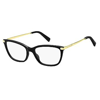 Marc Jacobs Marc 400 807 Black Glasses