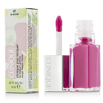 Pop Lacquer Lip Colour + Primer  - # 07 Go-Go Pop 6ml/0.2oz