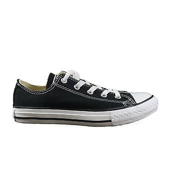 Converse Chuck Taylor All Star Classic 3J235C Black Canvas Childrens Unisex Lace Up Sneaker Shoes
