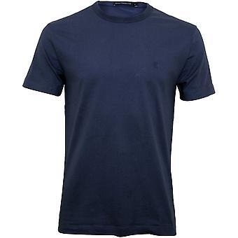 Ranskan Connection Crew-Neck T-paita, Bijou Blue