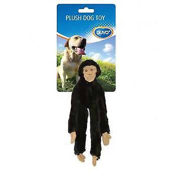 Duvo + stor hunden plysj Toy Monkey (hunder, leker & Sport, utstoppa leker)