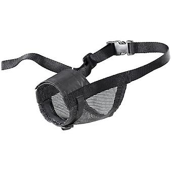 Ferplast Muzzle Net Black Muzzle Xl (Dogs , Collars, Leads and Harnesses , Muzzles)