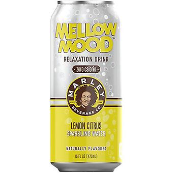 Marleys Citron Citrus Kolsyrat vatten 0-( 473 Ml X 12 flaskor)