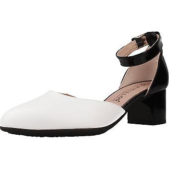 Pitillos Shoes Comfort 6153 Color Blancneg