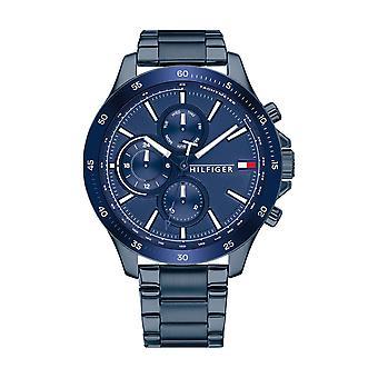 Tommy Hilfiger Watch Watches 1791720 - Heren BANK Horloge