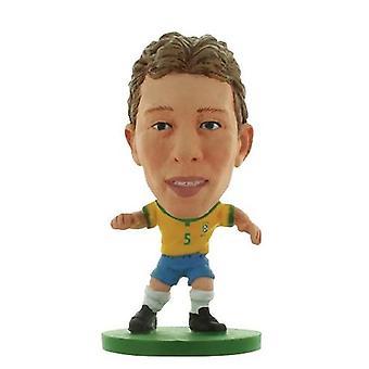 Soccerstarz Brazil Lucas Leiva Home Kit