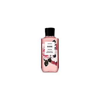 (2 Pack) Bath & Body Works Rose Shower Gel 10 fl oz / 295 ml